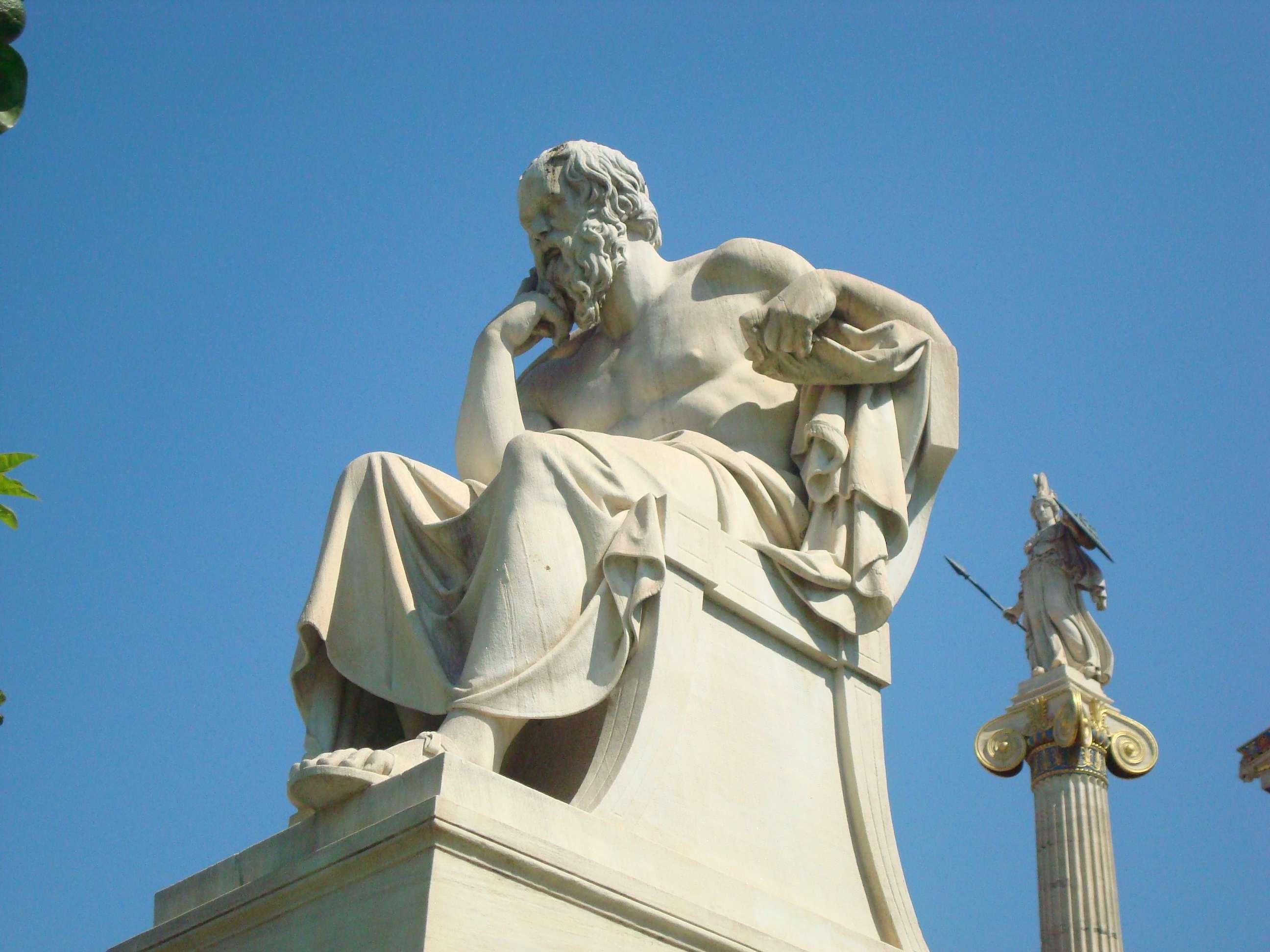 Ομιλία για τη φιλοσοφία του Σωκράτη στο Ανοιχτό Λαϊκό Πανεπιστήμιο Ρεθύμνου (κείμενο)