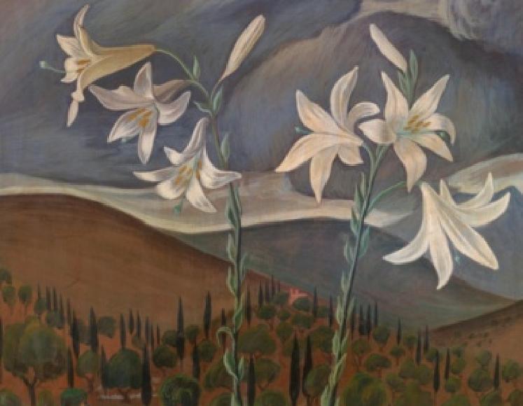 Ρέγκος Πολύκλειτος, «Κρίνα στο Σεϊχ Σου», 1936