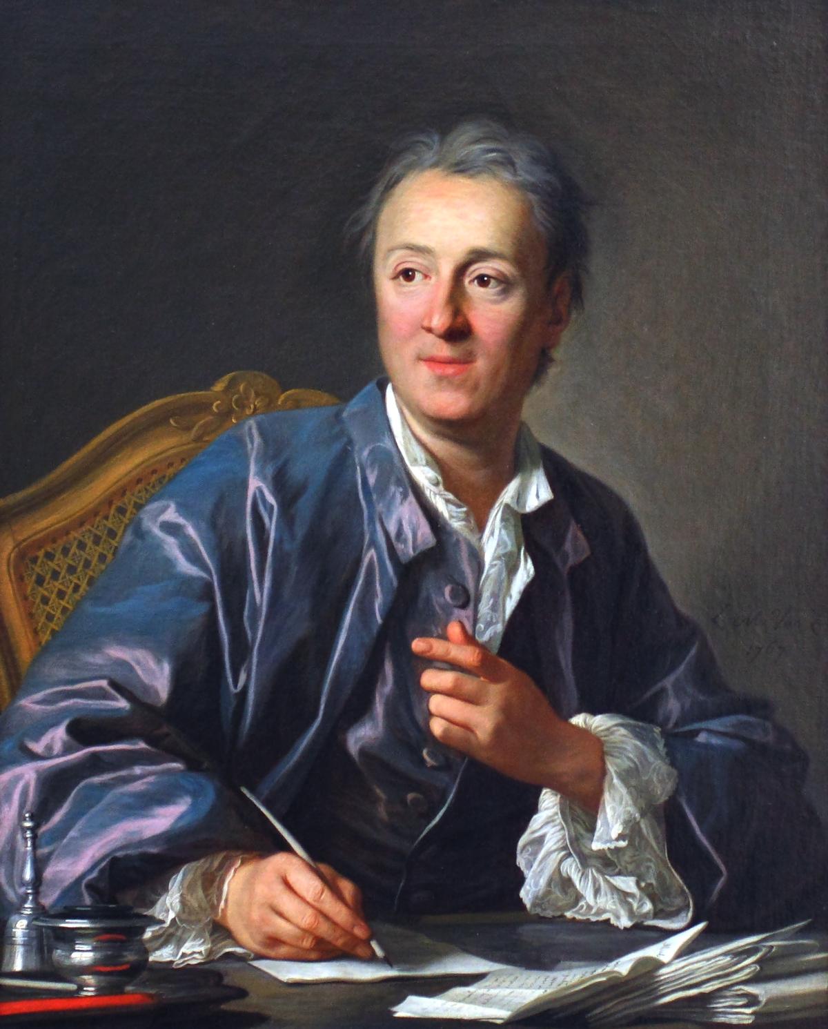 Ο Ντενί Ντιντερό (Denis Diderot, 5 Οκτωβρίου 1713 – 31 Ιουλίου 1784) ήταν Γάλλος φιλόσοφος και συγγραφέας.