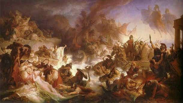Τα δεινά του Πελοποννησιακού πολέμου