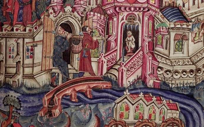 Ο Μεγαλέξανδρος αποδέχεται τον θεό των Χριστιανών (Ψευδοκαλλισθένης)