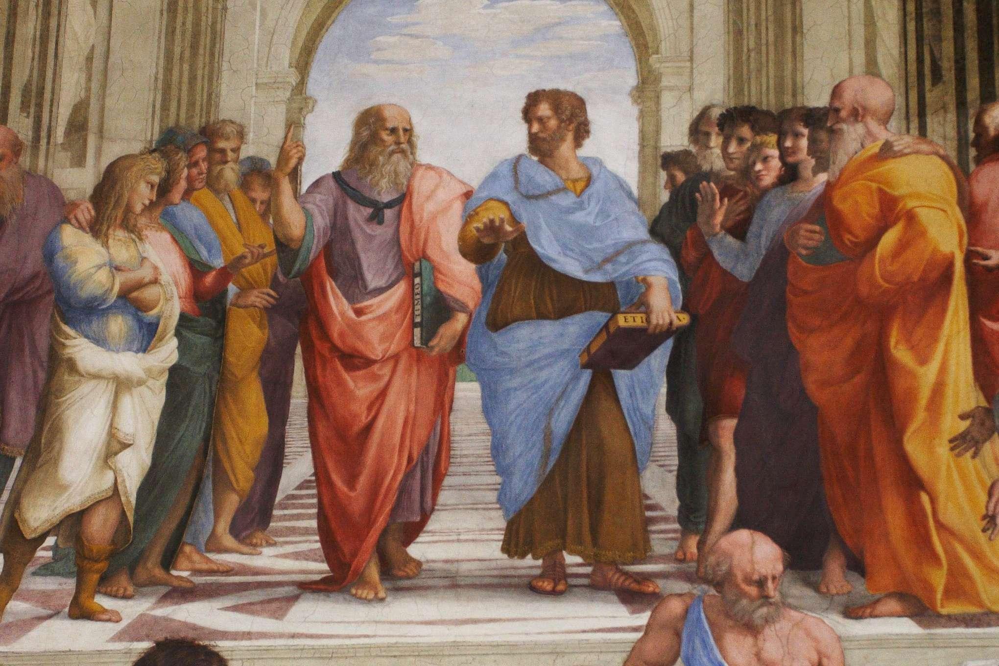 Η Σχολή των Αθηνών, ή Scuola di ΑΤΕΝΕ στην ιταλική γλώσσα, είναι ένα από τα πιο διάσημα έργα ζωγραφικής από τον Ιταλό καλλιτέχνη της Αναγέννησης, Ραφαήλ.