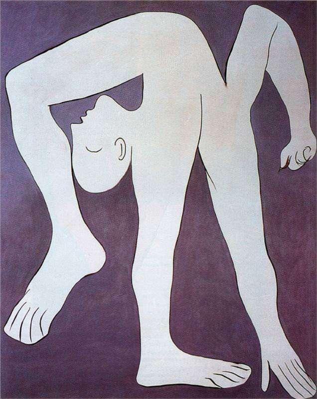 Pablo Picasso, Ακροβάτης.