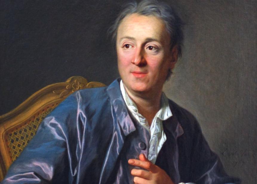 Ο Ντενί Ντιντερό (Denis Diderot, 5 Οκτωβρίου 1713 – 31 Ιουλίου 1784) ήταν Γάλλος φιλόσοφος και συγγραφέας