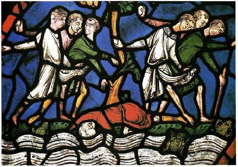 Προ της κτίσεως δ' έτι της Κωνσταντινουπόλεως ο Κωνσταντίνος απέδειξε και κατ' άλλον τρόπον το προς την Χριστιανικήν Εκκλησίαν μέγα διαφέρον και την προς τους Χριστιανούς Έλληνας στοργήν και αγάπην αυτού.