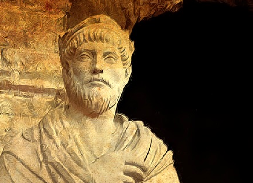 Ο αυτοκράτορας Ιουλιανός (361-363 μ. Χ.). Emperor Julian (361-363 BC).