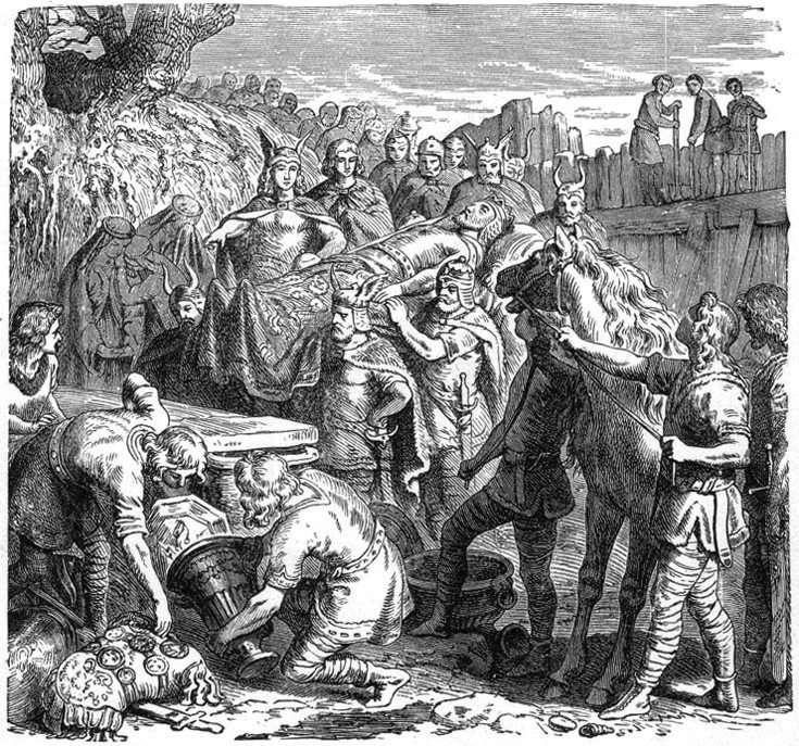 Ο θάνατος του Αλάριχου