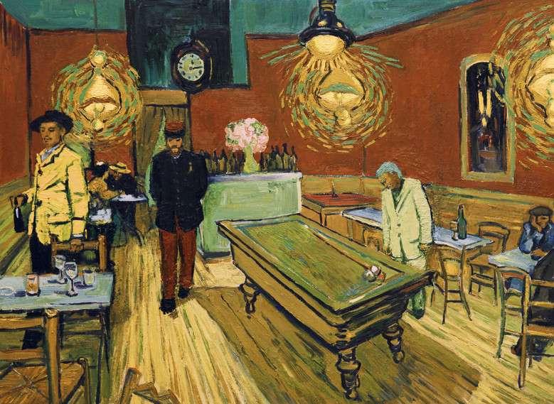 Οι πίνακες του Van Gogh ζωντανεύουν (βίντεο)