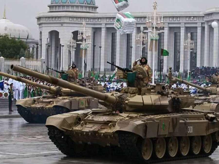 Τουρκμενιστάν. Σύμφωνα με το Παρατηρητήριο Ανθρώπινων Δικαιωμάτων και τους Δημοσιογράφους Χωρίς Σύνορα η χώρα είναι η τρίτη πιο καταπιεσμένη στον κόσμο μετά την Ερυθραία και τη Βόρεια Κορέα.