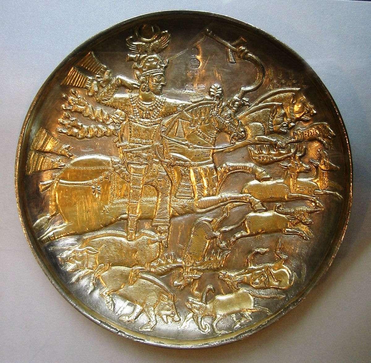 Ο Χοσρόης Α΄ της Περσίας ήταν ο 20ος βασιλιάς της Περσίας από την Δυναστεία των Σασσανιδών και ο κορυφαίος Πέρσης βασιλιάς όλων των εποχών, βασίλευσε μεταξύ 531 και 579 ευνοούμενος γιος και διάδοχος του βασιλιά της Περσίας Καβάδη Α΄. Ονομάστηκε από τους υπηκόους του «Ανουσιρβάν» δηλαδή αθάνατη ψυχή και από τους φιλοσόφους «φιλόσοφος βασιλιάς».