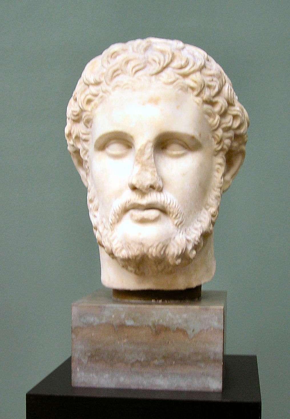 Ο Φίλιππος της Μακεδονίας ή Φίλιππος Β΄ o Μακεδών (382 π.Χ. - 336 π.Χ.) ήταν βασιλιάς του αρχαίου ελληνικού βασιλείου της Μακεδονίας από το 359 π.Χ. μέχρι τη δολοφονία του το 336 π.Χ.