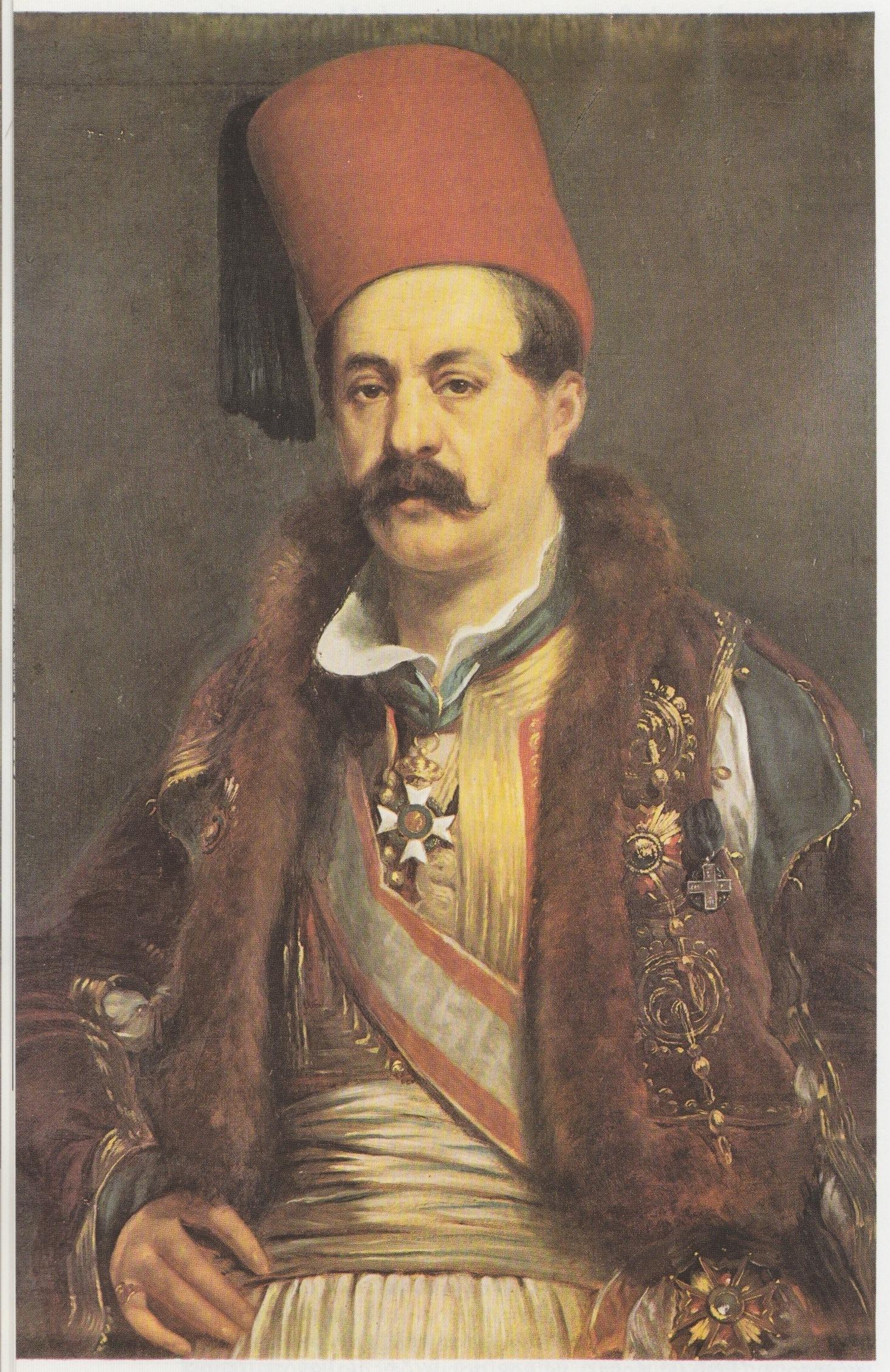 Ο Ιωάννης Κωλέττης (1773 ή 1774 - 31 Αυγούστου 1847) ήταν Έλληνας πολιτικός την εποχή της Επανάστασης του 1821.