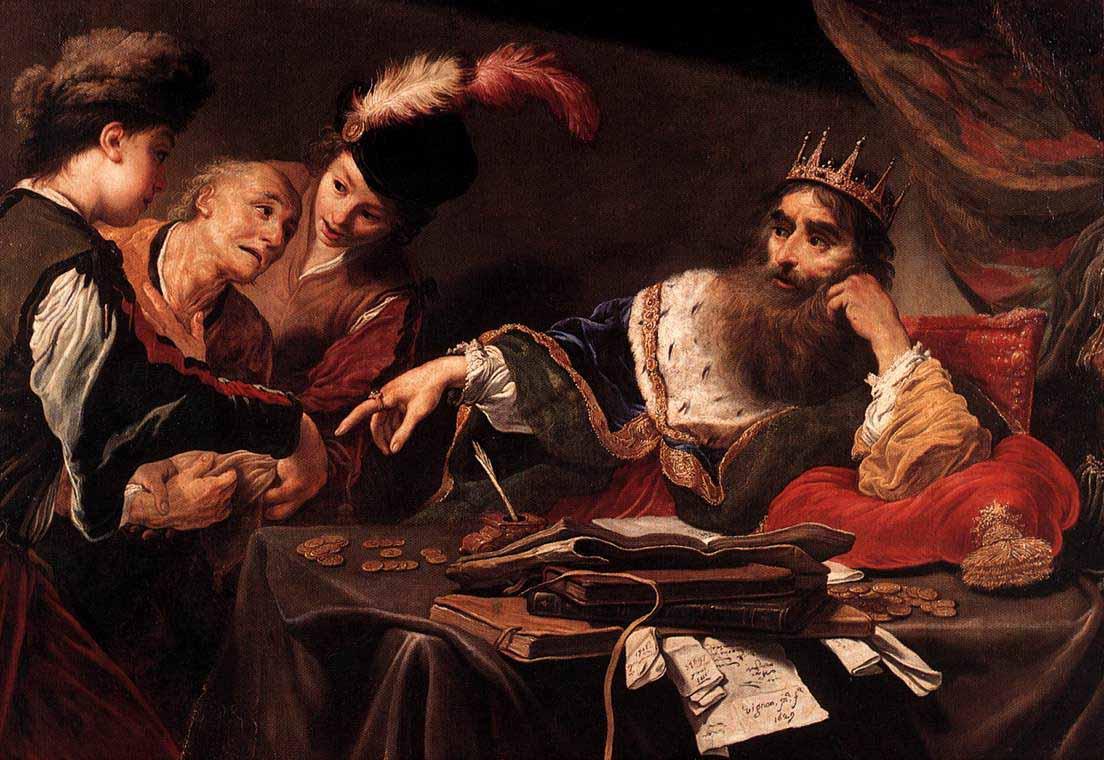 Ηρόδοτος – Η ληστεία του βασιλικού θησαυροφυλακίου