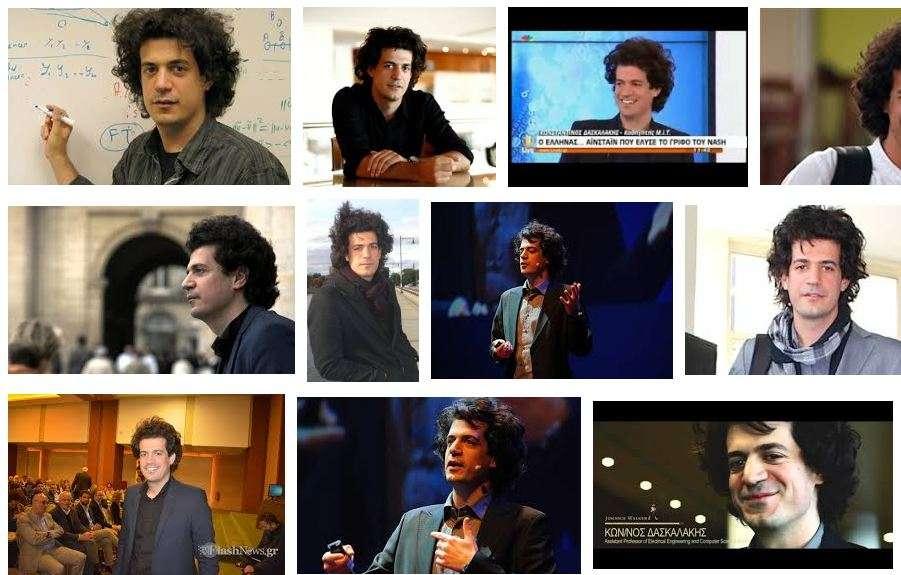 Ο Κωνσταντίνος (Κωστής) Δασκαλάκης (γεν. 29/04/1981) είναι Αναπληρωτής Καθηγητής του Τμήματος Ηλεκτρολόγων Μηχανικών και Επιστήμης Υπολογιστών του Μ.Ι.Τ