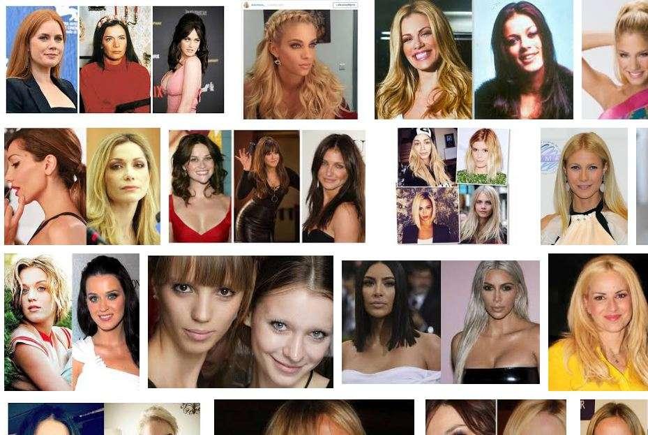 Η προτίμηση των ανδρών στις ξανθές πιθανόν να αποδίδεται στην θεωρία της Εξέλιξη. Την προϊστορική εποχή το χρώμα των μαλλιών θεωρείτο ένας καλός τρόπος για να επιλέξει κάποιος σύντροφο.