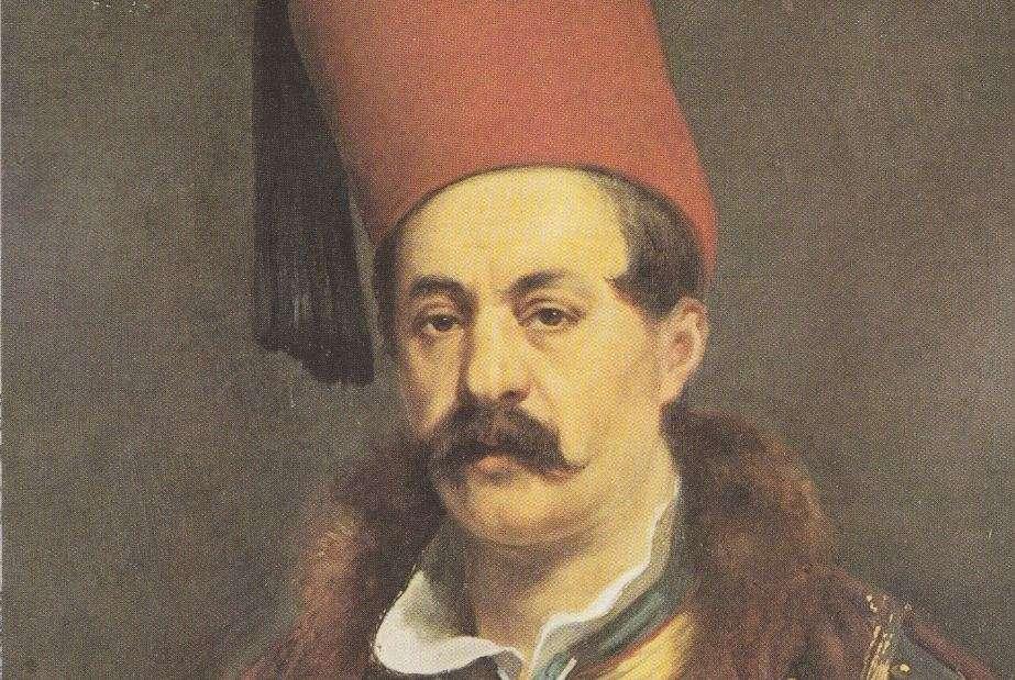 Ο Ιωάννης Κωλέττης (1773 ή 1774 - 31 Αυγούστου 1847) ήταν Έλληνας πολιτικός την εποχή της Επανάστασης του 1821