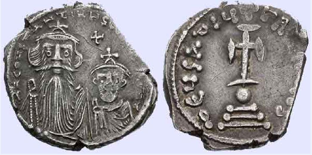 Ο Κώνστας Β' (7 Νοεμβρίου 630 - 15 Σεπτεμβρίου 668), αποκαλούμενος και ως Πωγωνάτος (δηλαδή γενειοφόρος λόγω της ασυνήθιστα τεράστιας για την εποχή του γενειάδας) ήταν αυτοκράτορας της Βυζαντινής Αυτοκρατορίας από το 641 έως το 668.