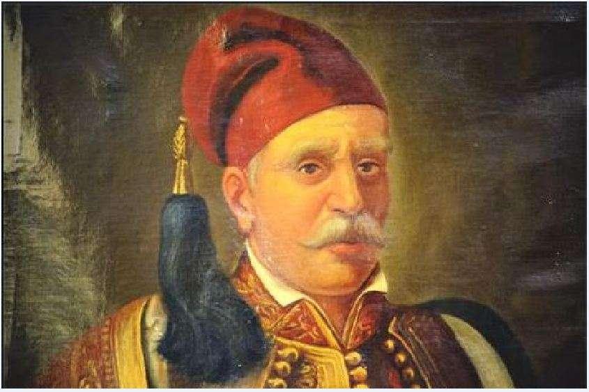 Ο Νικόλαος Κριεζώτης ήταν οπλαρχηγός, από τους διαπρεπέστερους της Ελληνικής Επανάστασης, στην Εύβοια.