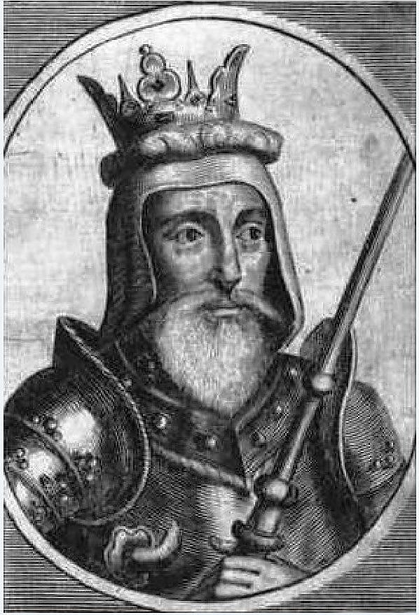 Ο Όλαφ Α΄ της Δανίας ή Όλαφ της πείνας (Δαν.: Oluf Hunger, γύρω στο 1050 - 18 Αυγούστου 1095) βασιλιάς της Δανίας (1086 - 1095) ήταν γιος του βασιλιά Σβεν Β΄ της Δανίας και ο τρίτος από τους γιους του που ανέβηκε στο θρόνο, διαδέχθηκε τον αμέσως μεγαλύτερο ετεροθαλή αδελφό του Άγιο Κνούτο στην διάρκεια της αντιβασιλείας του οποίου έγινε δούκας του Σλέσβιχ.