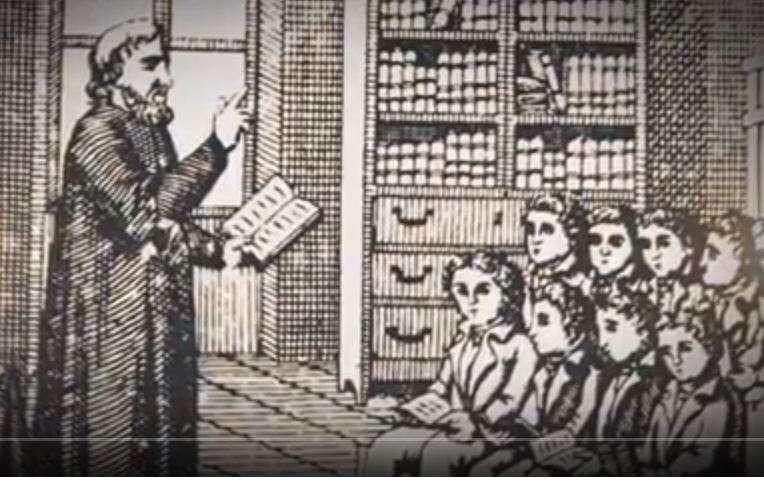 Ελληνικά Εκπαιδευτικά ιδρύματα στην Οθωμανική Αυτοκρατορία (ντοκιμαντέρ)
