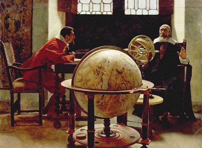 Η καταδικαστική απόφαση του Γαλιλαίου