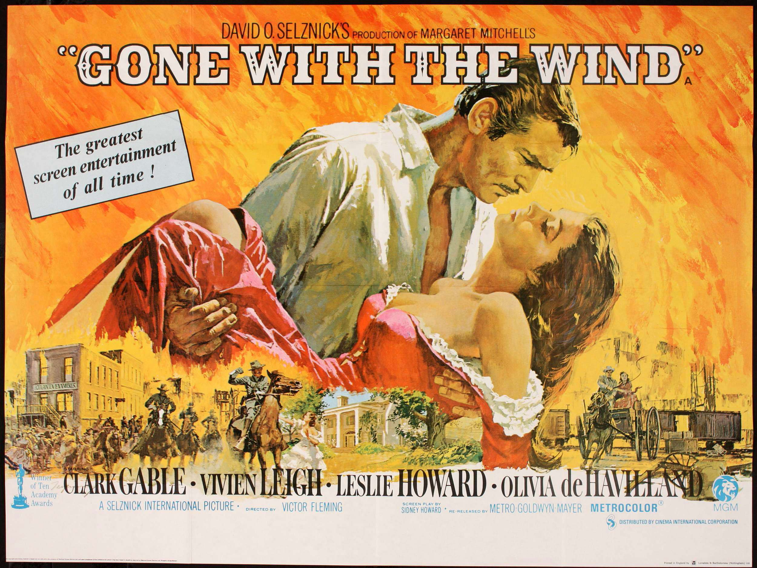 1939: Gone With the Wind