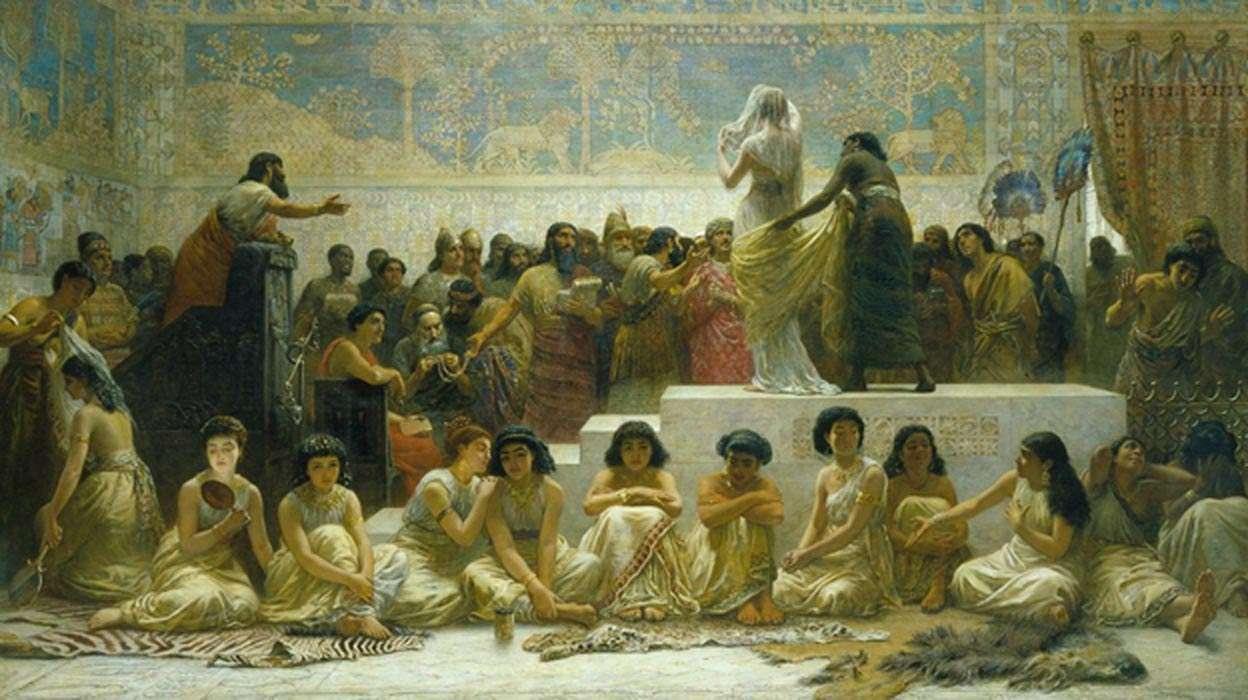 Έθιμα βαρβάρων από τις αφηγήσεις του Ηρόδοτου