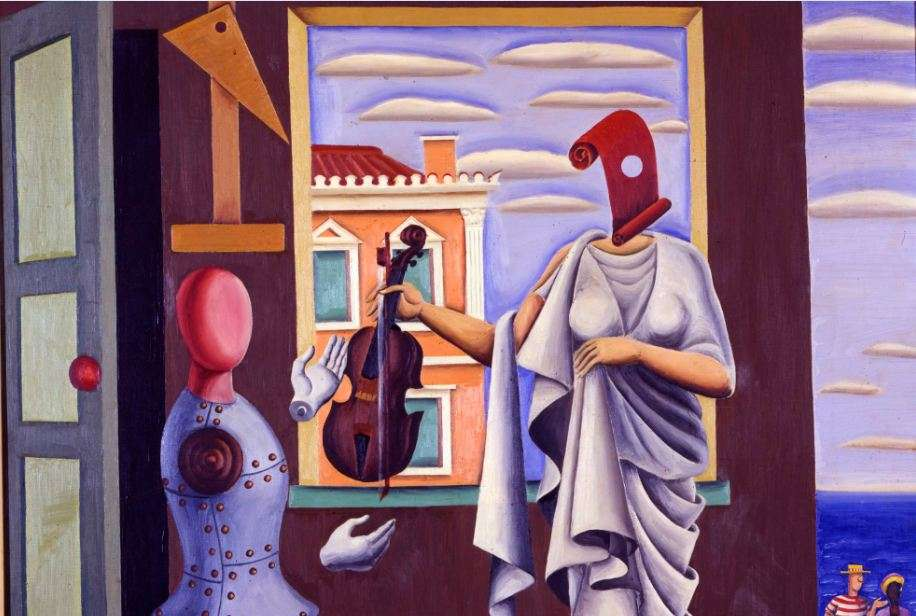 Νίκος Εγγονόπουλος. Ποιητής και Μούσα, 1958, Αθήνα, Εθνική Πινακοθήκη