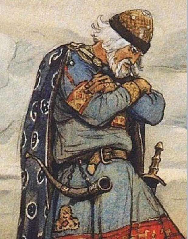 Ο Όλεγκ (Олег Вещий, 855 - 912) ήταν Βάραγγος πρίγκιπας, ο οποίος κυβέρνησε το σύνολο ή μέρος του λαού των Ρως κατά τις αρχές του 10ου αιώνα. Θεωρείται ιδρυτής του Κράτους των Ρως και είναι ο πρώτος ρουρικίδας πρίγκιπας, για τον οποίο η ιστορική έρευνα βεβαιώνει πως υπήρξε πραγματικά.