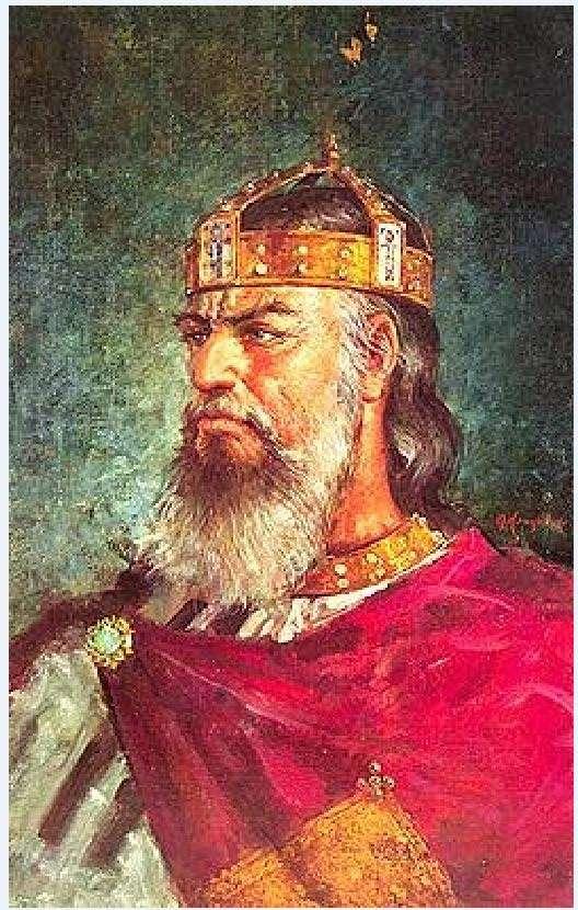 O Σαμουήλ Β΄ ήταν Τσάρος (Αυτοκράτορας) της Πρώτης Βουλγαρικής Αυτοκρατορίας από το 997 έως τις 6 Οκτωβρίου του 1014.