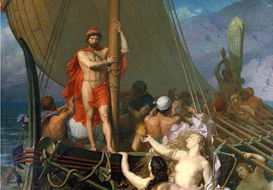 Ιστορία των ομηρικών επών. Ιλιάδα και Οδύσσεια
