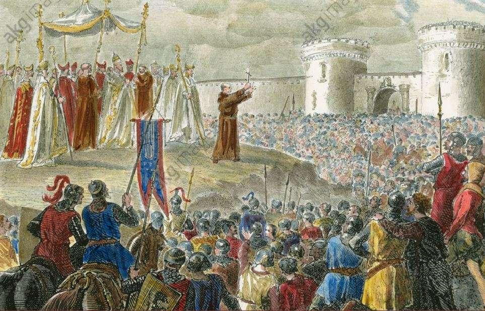 Ο Πέτρος ο Ερημίτης (Pierre l'Ermite, 1053 - 1115), γνωστός και σαν Πέτρος της Αμιένης, ήταν Γάλλος ιερωμένος (μοναχός).Γεννήθηκε στην Πικαρδία, Γαλλία το 1053. Ο Ερημίτης μετατράπηκε σε σφοδρό υπέρμαχο των Σταυροφοριών, λόγω κακομεταχείρησης που υπέστη από τους Σελτζούκους, κατά τη διάρκεια μιας επίσκεψής του στους Αγίους Τόπους.