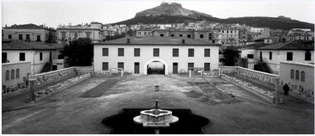 Η Villa Ilissia, που στεγάζει σήμερα το Βυζαντινό και Χριστιανικό Μουσείο ήταν το χειμερινό ανάκτορο της Δούκισσας της Πλακεντίας.