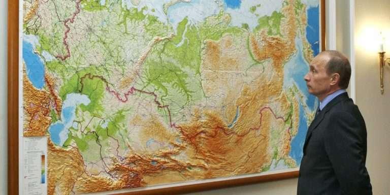Το ζήτημα της Ουκρανίας υπήρξε αποφασιστικής σημασίας για τη ρωσική πολιτική.