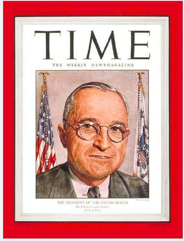 Το Δόγμα Τρούμαν ήταν η πολιτική που διατύπωσε ο Πρόεδρος των ΗΠΑ Χάρι Τρούμαν στην ομιλία που εκφώνησε στις 12 Μαρτίου 1947