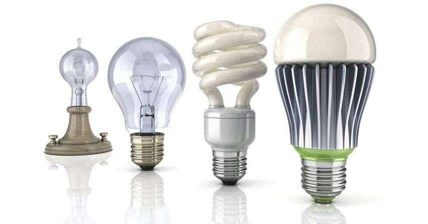 Χρησιμοποιούμε λαμπτήρες υψηλής ενεργειακής απόδοσης (κατηγορίας Α, Α+ ή Α++).