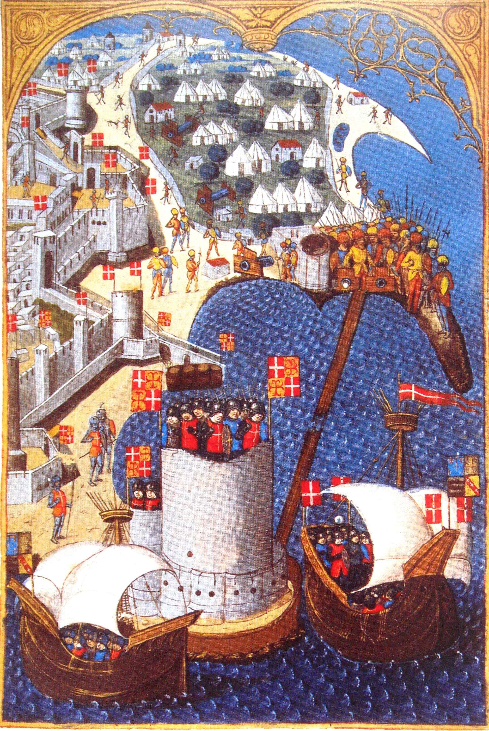 Η Πολιορκία της Ρόδου (1480)