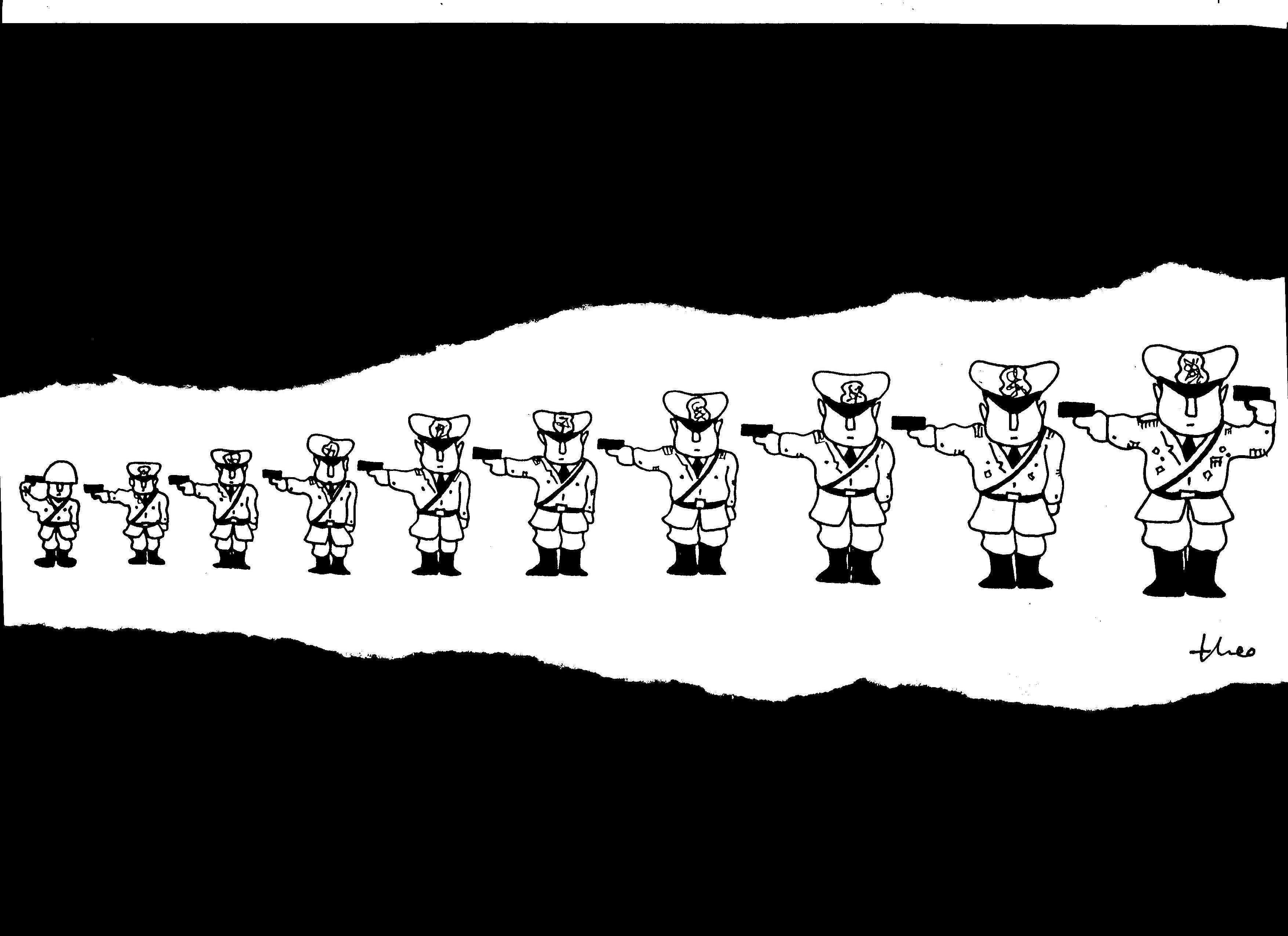 Θεοδόσης Βρανάς. Κλειστό κύκλωμα