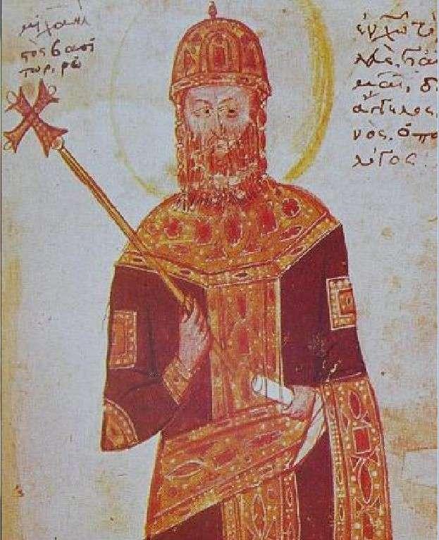 Ο Μιχαήλ Η΄ Παλαιολόγος (1223 - 11 Δεκεμβρίου 1282) ήταν Βυζαντινός αυτοκράτορας, ιδρυτής της δυναστείας των Παλαιολόγων. Ανέβηκε στο θρόνο το 1259 στο Νυμφαίον (παραγκωνίζοντας τον ανήλικο Ιωάννη Δ' Λάσκαρη του οποίου ήταν κηδεμόνας), και βασίλεψε μέχρι το θάνατό του το 1282.