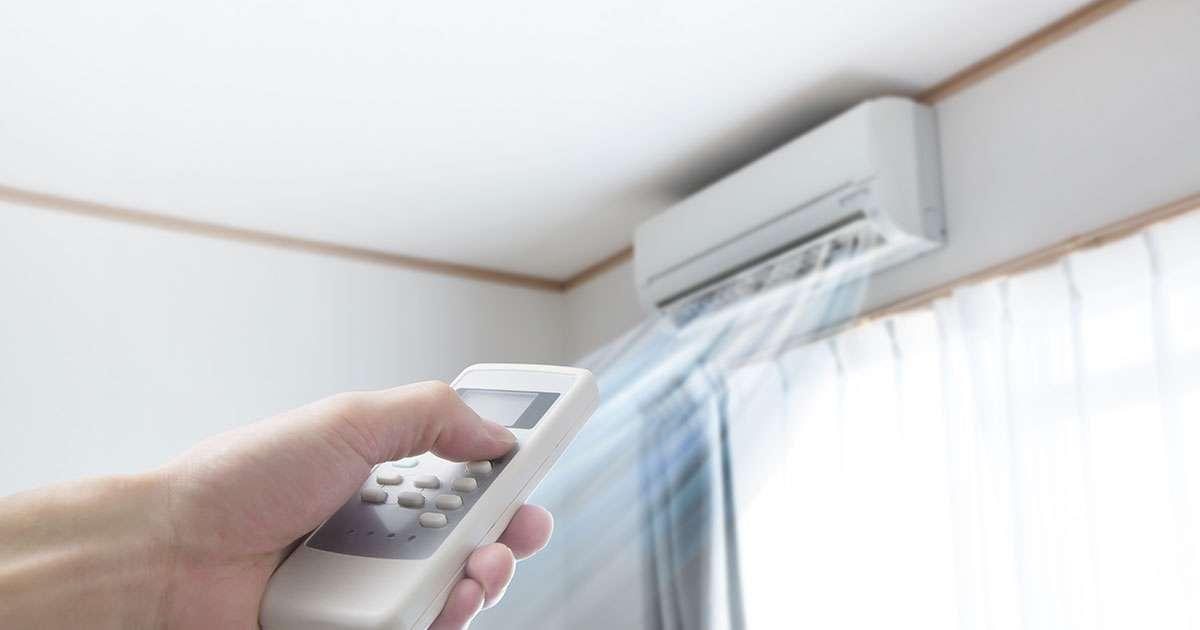 Επιλέγουμε κλιματιστική μονάδα υψηλής ενεργειακής απόδοσης (κατηγορίας Α+, Α++ ή Α+++) και τεχνολογίας inverter.