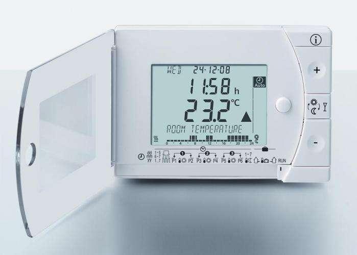Σε περίπτωση κεντρικής θέρμανσης διατηρούμε το θερμοστάτη σε σταθερή θερμοκρασία, αποφεύγοντας τις μεγάλες διακυμάνσεις καθώς αυτές οδηγούν σε μεγαλύτερη κατανάλωση ενέργειας.