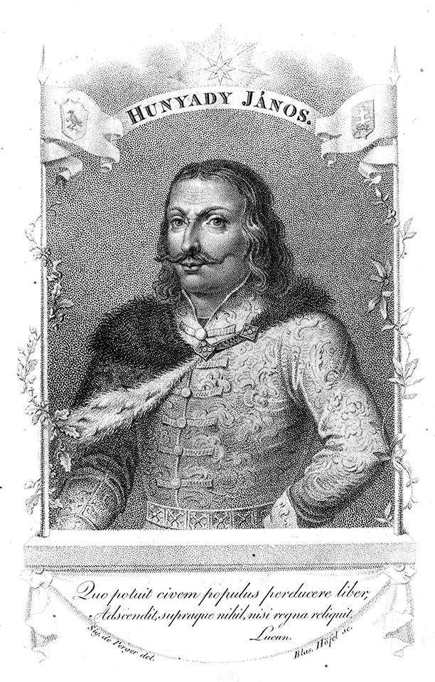 Ο Ιωάννης Ουνιάδης (ουγγρικά: Hunyadi János, ρουμανικά: Ioan de Hunedoara, περ. 1406 - 11 Αυγούστου 1456) υπήρξε ηγετική στρατιωτική και πολιτική μορφή της Ουγγαρίας στην Κεντρική και Νοτιοανατολική Ευρώπη κατά το 15ο αιώνα.