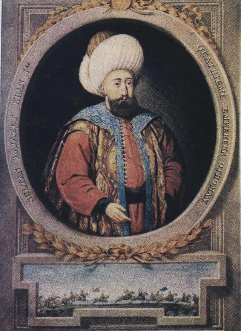 Ο Βαγιαζήτ Α΄ (I. Bayezid, 1354 - 8 Μαρτίου 1403), αποκαλούμενος Ο Κεραυνός, ήταν Οθωμανός σουλτάνος από το 1389 έως το 1402. Στη μάχη της Άγκυρας την 28η Ιουλίου του 1402 ο Βαγιαζήτ συνετρίβη από τον Ταμερλάνο και ύστερα από μια μικρή περιπέτεια αιχμαλωτίστηκε. Κλείστηκε σε ένα κλουβί, όπου καθημερινά χλευαζόταν από τους Μογγόλους.