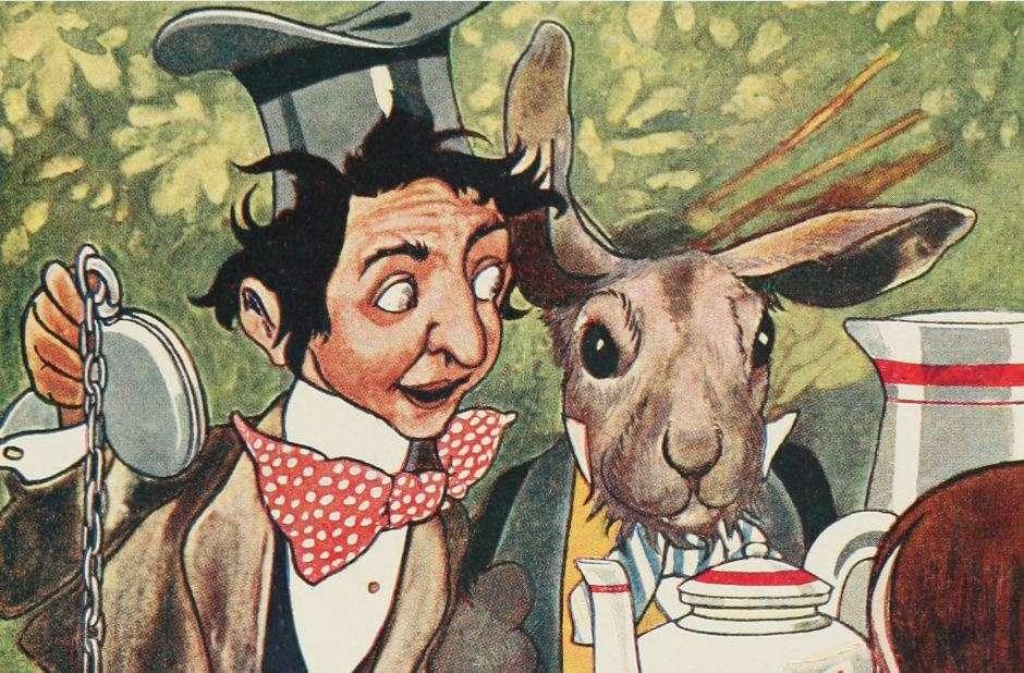 Η Αλίκη και ο Κάρολ: η λογική μες στον καθρέφτη