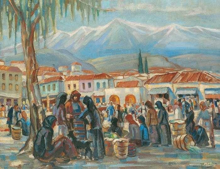 Περικλής Βυζάντιος (Αθήνα, 16 Ιανουαρίου 1893 – Αθήνα, 9 Φεβρουαρίου 1972)