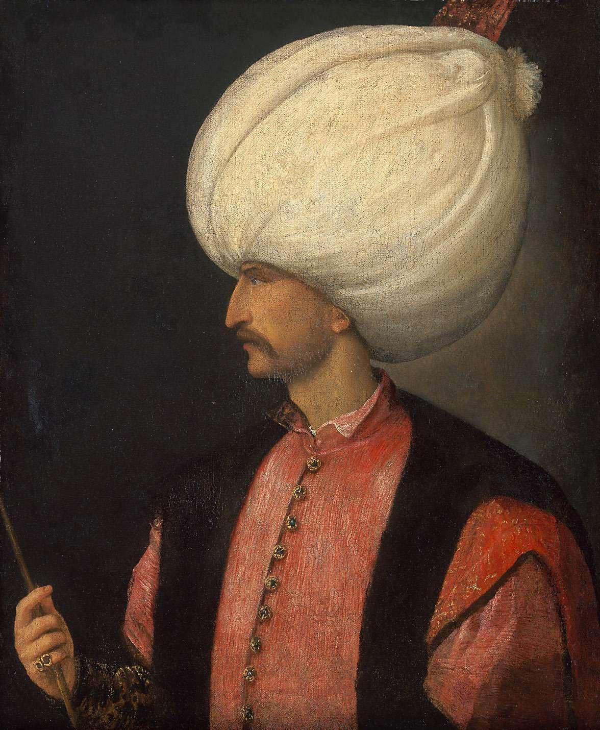 """Ο Σουλεϊμάν Α΄ (I. Süleyman], 6 Νοεμβρίου 1494 – 7 Σεπτεμβρίου 1566), κοινώς γνωστός ως Σουλεϊμάν Α΄ ο Μεγαλοπρεπής στον δυτικό κόσμο και """"Κανουνί"""" (ο Νομοθέτης) στο βασίλειό του, ήταν ο δέκατος σουλτάνος της Οθωμανικής αυτοκρατορίας, από το 1520 έως τον θάνατό του το 1566."""