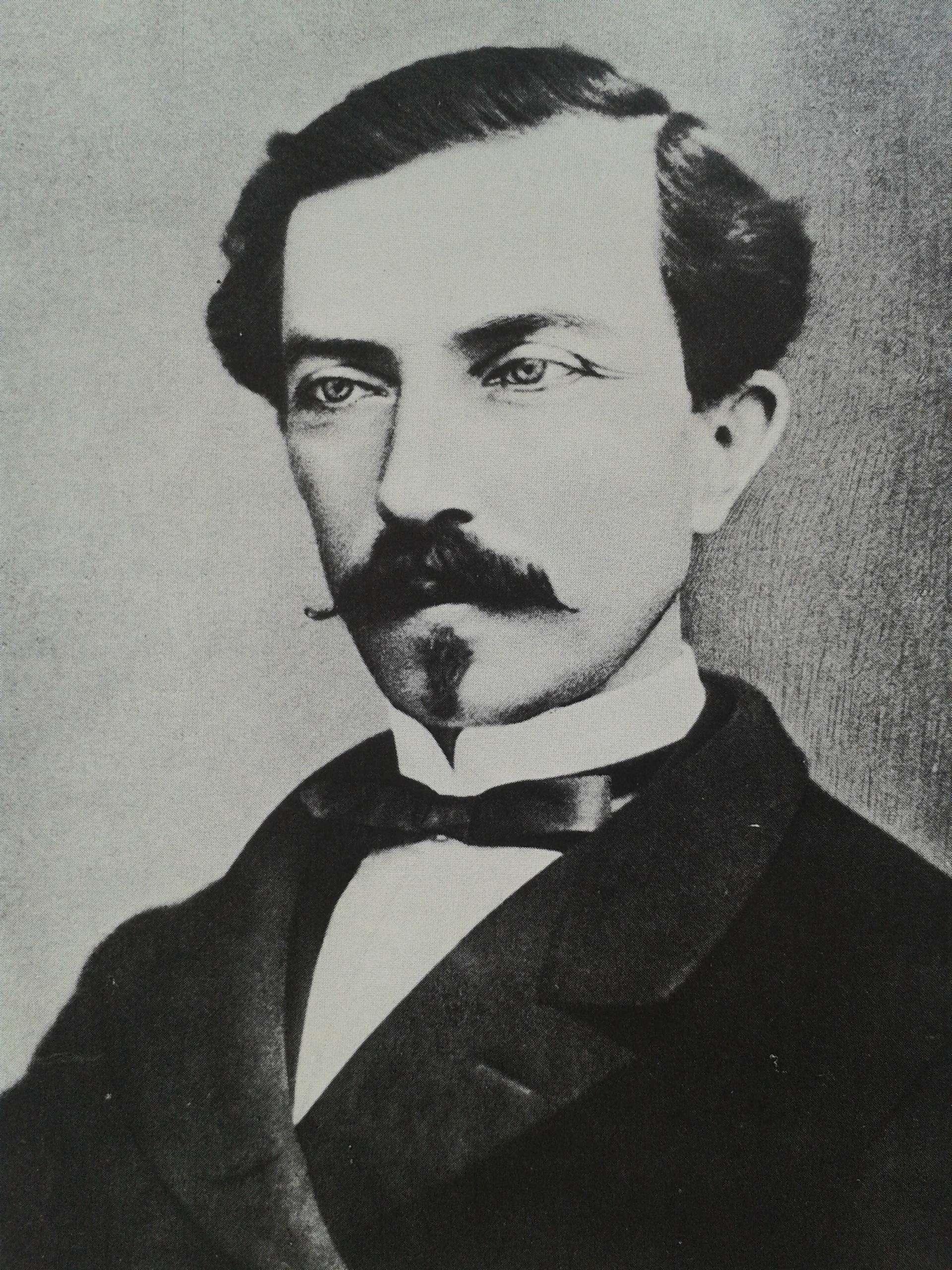 Ο Επαμεινώνδας Δεληγεώργης (1829-14 Μαΐου 1879) ήταν Έλληνας πολιτικός που χρημάτισε έξι φορές Πρωθυπουργός της Ελλάδας.