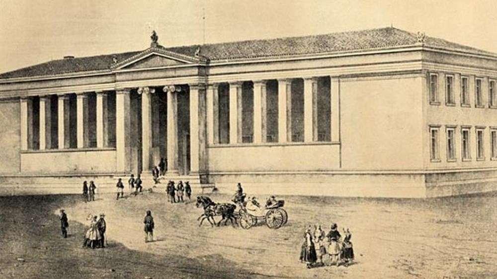 Η ιδέα για την ίδρυση του Πανεπιστημίου Αθηνών ανήκε στον Ιωάννη Καποδίστρια και η υλοποίηση της στον βασιλιά Όθωνα. Ιδρύθηκε με βασιλικό διάταγμα στις 14 Απριλίου του 1837 και εγκαινιάστηκε στις 3 Μαΐου του ίδιου χρόνου.