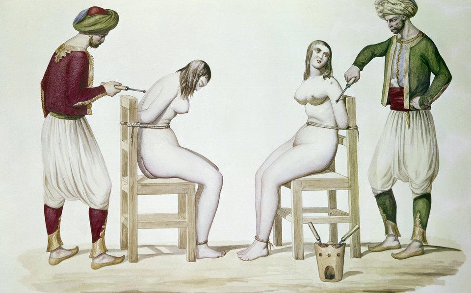 Το δουλεμπόριο στην Οθωμανική Αυτοκρατορία