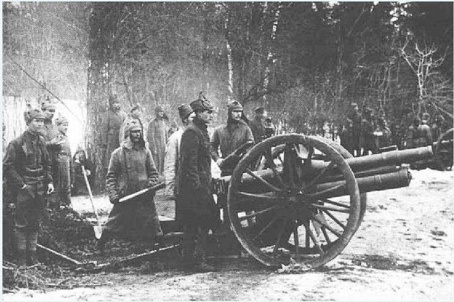 Η ανταρσία της τοπικής φρουράς σημάδεψε τις πιο αιματηρές σελίδες στην ιστορία της Κροστάνδης. Με εντολή του Λέοντος Τρότσκι, αρχηγού του Κόκκινου Στρατού, εστάλησαν στην Κροστάνδη 50.000 άνδρες, υπό τον στρατάρχη Μιχαήλ Τουχατσέφσκι.